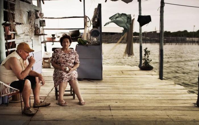 La ciénaga: entre el mar y la tierra