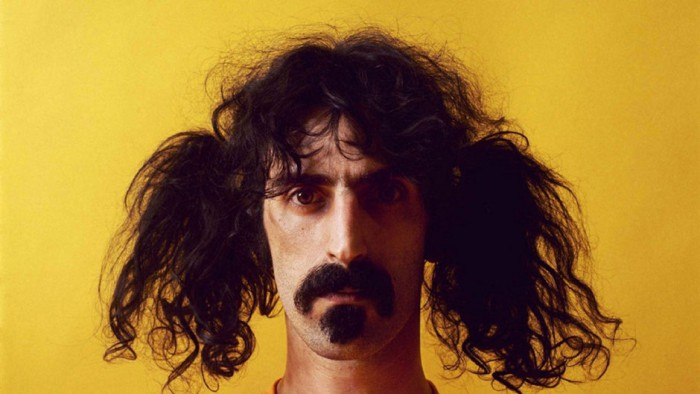 Frank Zappa: Eat That Question