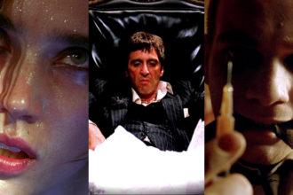 Las mejores películas sobre drogas