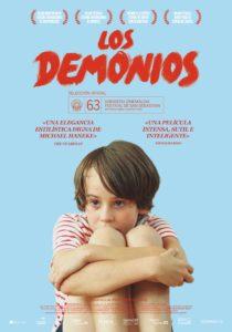 Los demonios poster