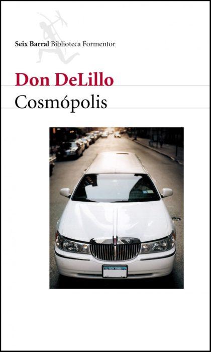 Cosmopolis - novela