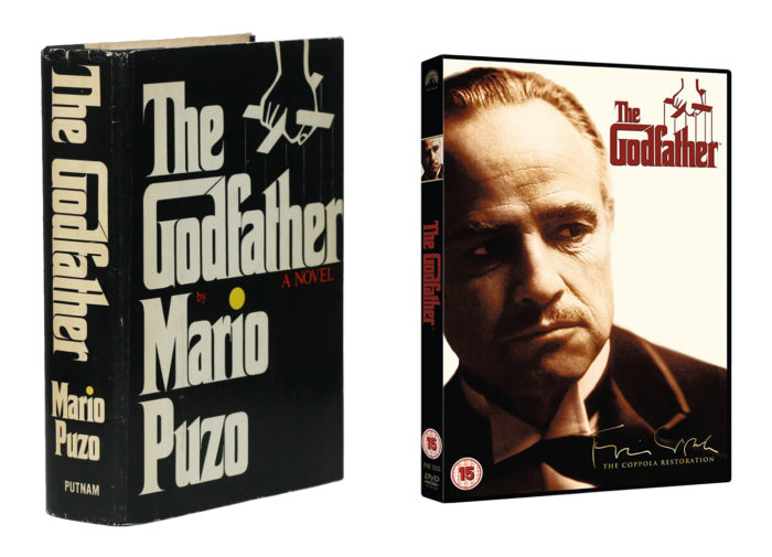 The godfather - Adaptaciones cinematográficas