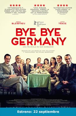 Bye, bye Germany