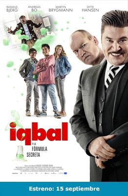 Iqbal y la fórmula secreta