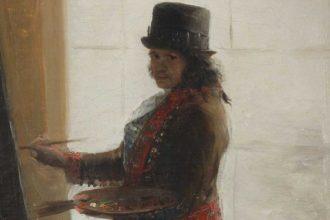 Goya: un espectáculo de carne y hueso (2015)