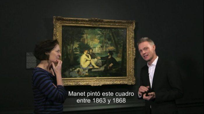 Manet: retratando la vida