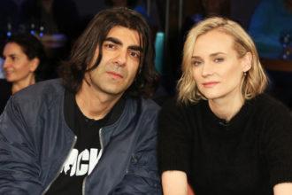 Fatih Akin y Diane Kruger
