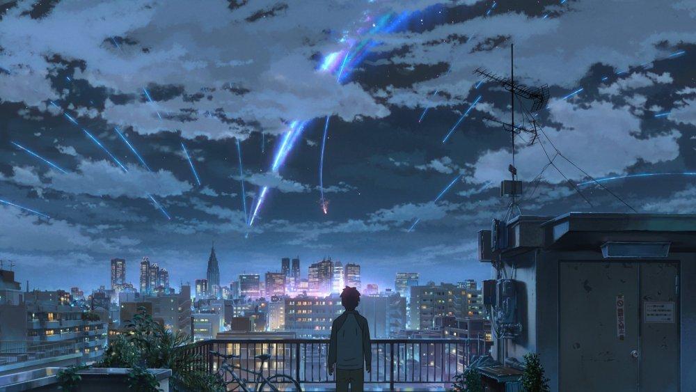 Your Name (2016) deMakoto Shinkai