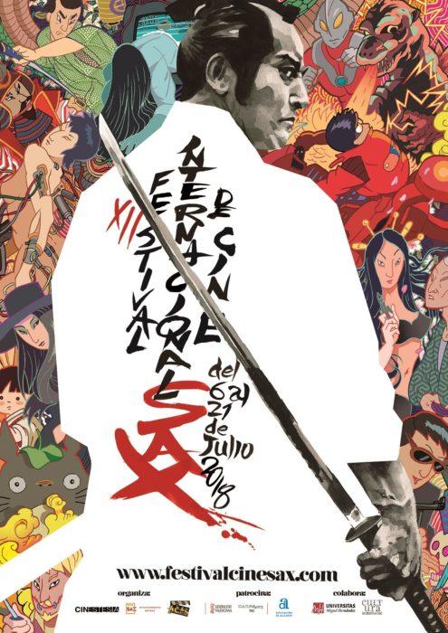 Cartel XII Festival Internacional de Cine de Sax_preview