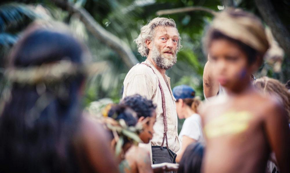 Gauguin, viaje a Tahití