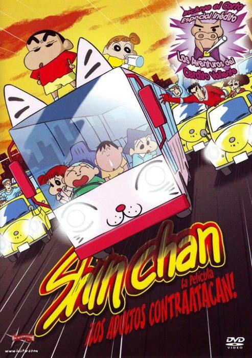 Shin Chan: ¡Los adultos contraatacan!