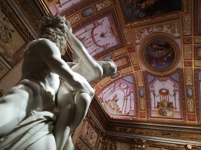 Bernini en Galería Borghese