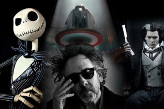 Películas de Tim Burton