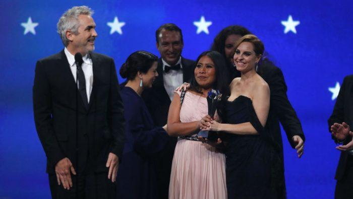 Critics' Choice Awards Roma