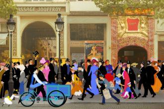 Dilili à París