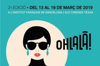 Festival de Cinema Francòfon de Barcelona 2019