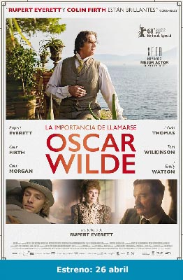 La importancia de llamarse Oscar Wilde