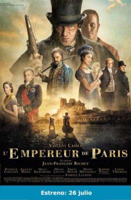El emperador de París (2018), de Jean-François Richet