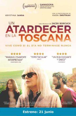 Un atardecer en la Toscana (2019), de Jacek Borcuch - Crítica