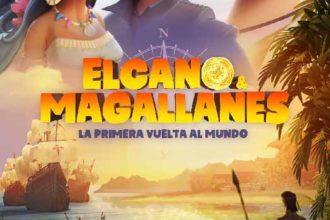 Elcano y Magallanes, la primera vuelta al mundo (2019)