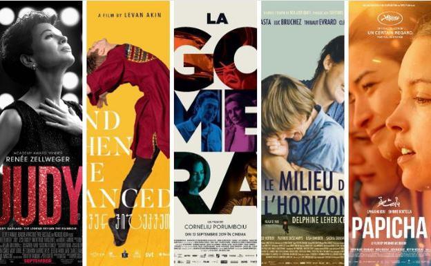 Las mejores películas de Actual 2020