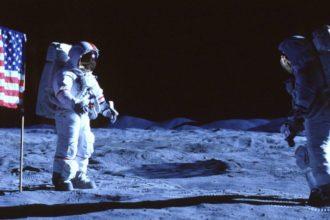 De la tierra a la luna
